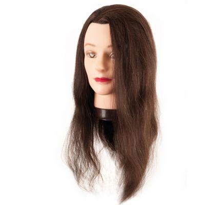 Eurostil Mannequin Natural Hair 45-50 CM 00603