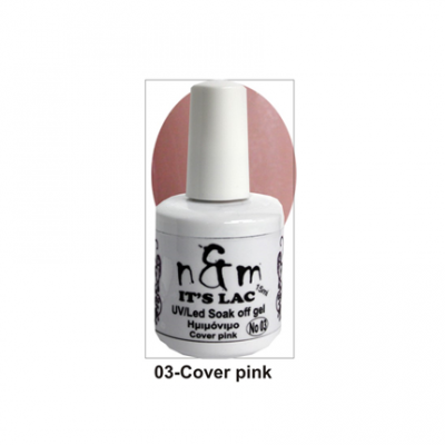 N&M 03-Cover pink 15ml