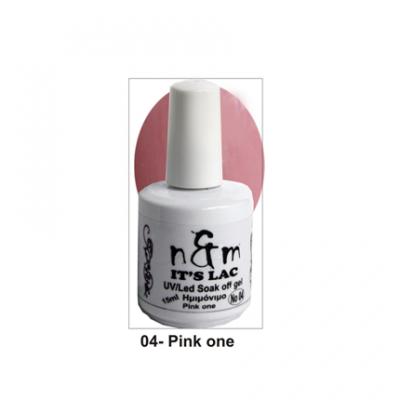 N&M 04-Pink one 15ml