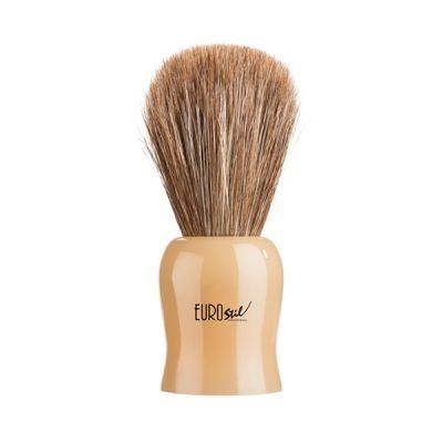 Eurostil Shaving Brush Horse Hair Beige 24mm