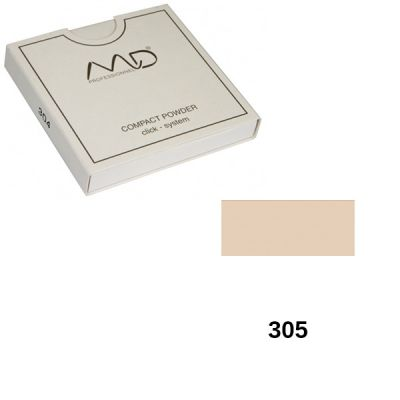 MD Professionnel Compact Powder Click System 305 Refill 12gr