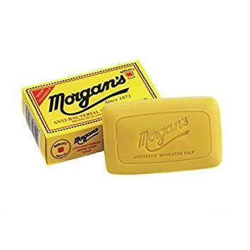 Morgan's Antibacterial Medicated Soap 80gr
