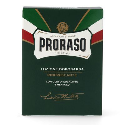 Proraso After Shave Lotion Refresh Eucalyptus and Menthol 100ml