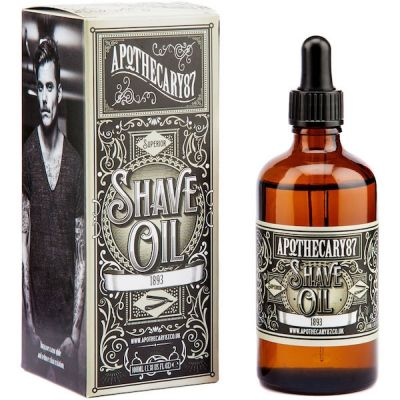 Apothecary87 1893 Shave Oil 100ml