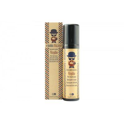 Barba Italiana Post Shave Spray Virgilio 75ml