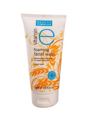 Beauty Formulas Foaming Facial Wash 150ml
