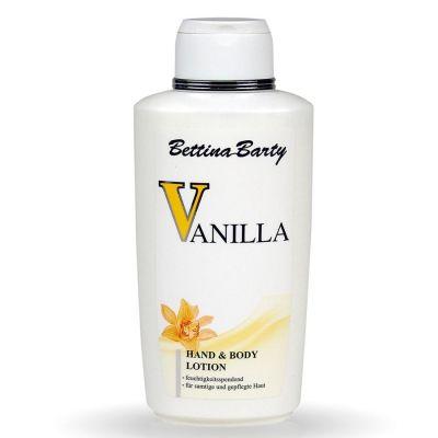 Bettina Barty Hand & Body Lotion Vanilla 500ml