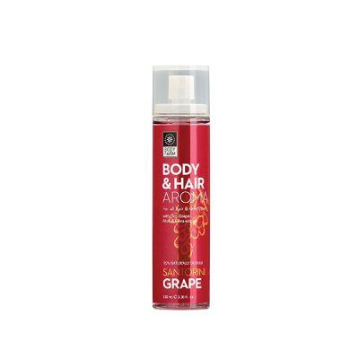 Bodyfarm Santorini Grape Body & Hair Aroma 100ml