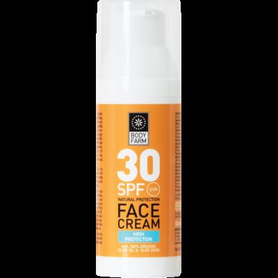 Bodyfarm Face Cream SPF30 50ml