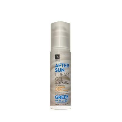 Bodyfarm Greek Yogurt After Sun Cream Gel Face & Body 150ml