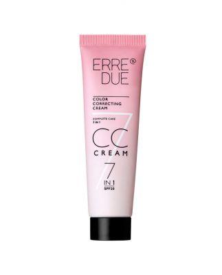 Erre Due CC Cream 02 Light tan 30ml