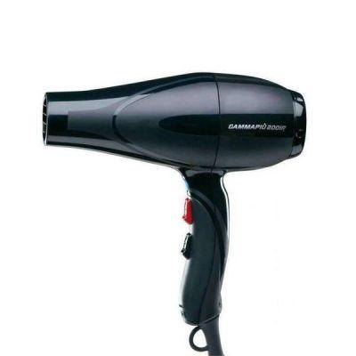 Gammapiu Hair Dryer 2001R Black