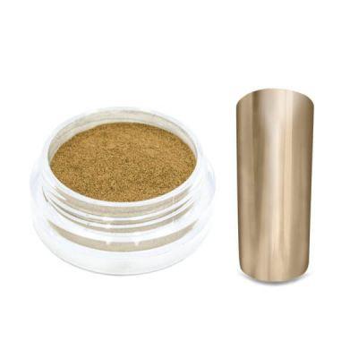 Mirror Chrome powder Gold
