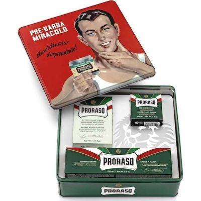 Proraso Vintage Gino Tin Gift Set