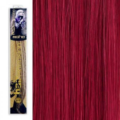 She Hair Extension (So.Cap) HEX8000L/Natural 55-60cm -No 530 10τμχ