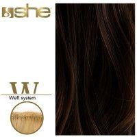 SHE Weft Long Hair WLH8501L/Natural 55-60cm-No 2