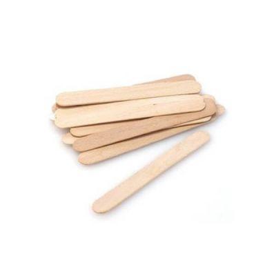 Eurostil Wooden Spatula 100pcs