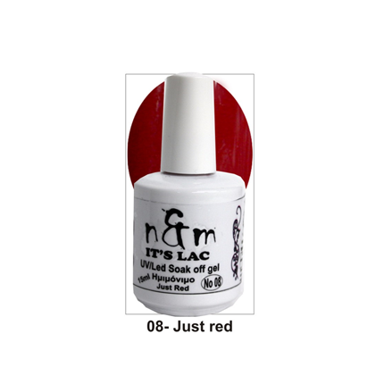 N&M 08-Just red 15ml