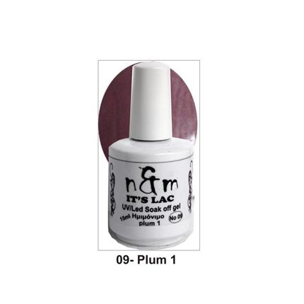 N&M 09-Plum 15ml