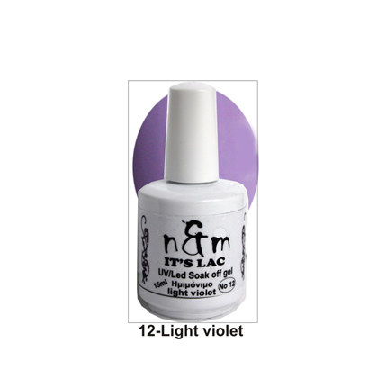 N&M 12-Light Violet 15ml