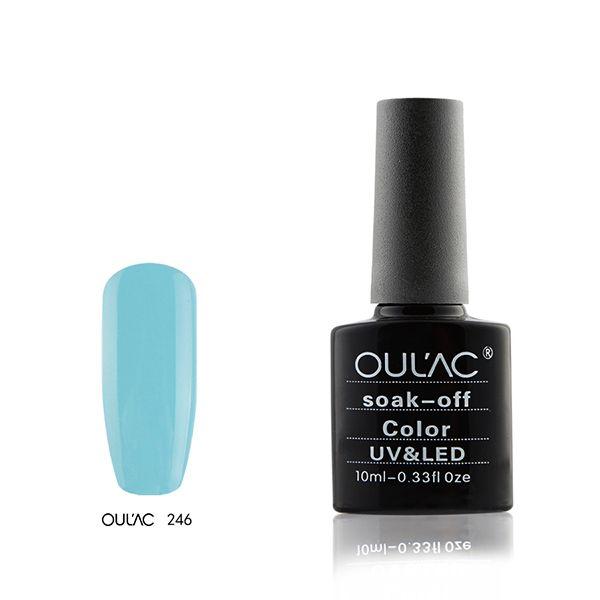 246-Oulac soak off UV-LED 10ml