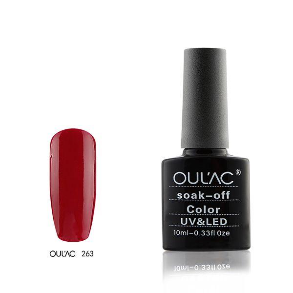 263-Oulac soak off UV-LED 10ml