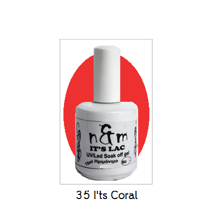 N&M 30-I'ts Coral 15ml