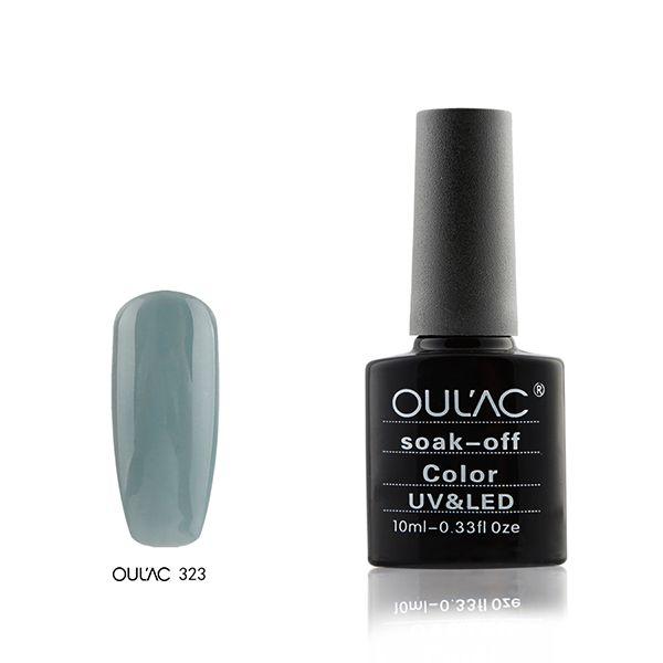 323-Oulac soak off UV-LED 10ml