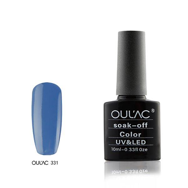 331-Oulac soak off UV-LED 10ml
