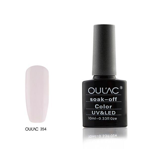 354-Oulac soak off UV-LED 10ml