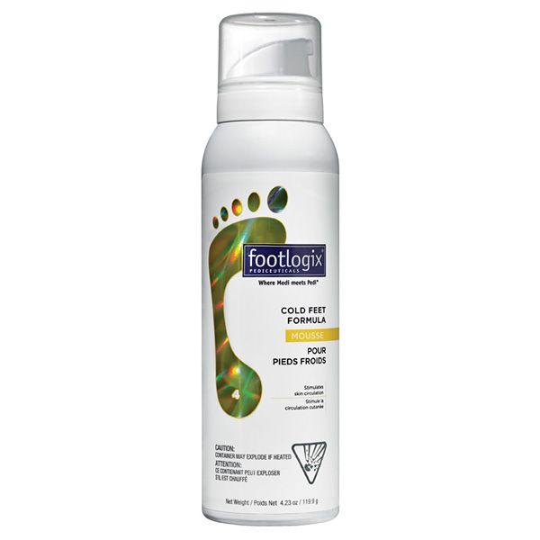 Footlogix Cold Feet Formula 125 ml