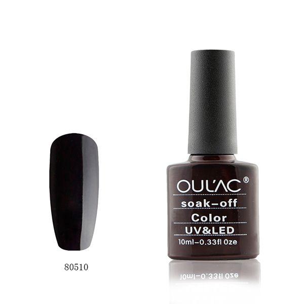 80510-Oulac soak off UV-LED 10ml