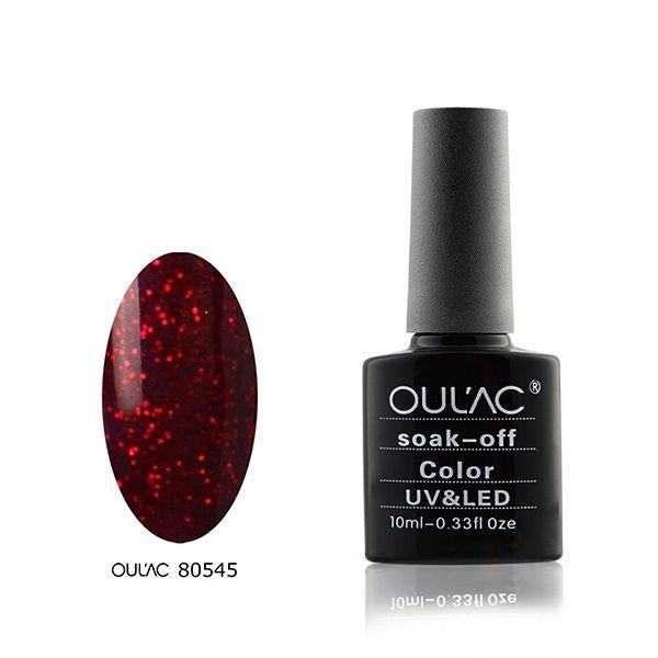 80545-Oulac soak off UV-LED 10ml
