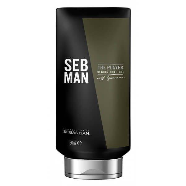 Sebastian Professional Seb Man Player Medium Hold Gel 150ml
