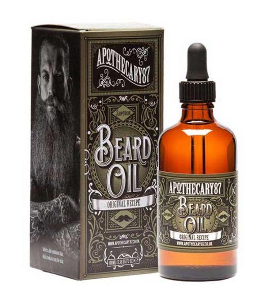 Apothecary87 Original Recipe Beard Oil 100ml λάδι για γένια