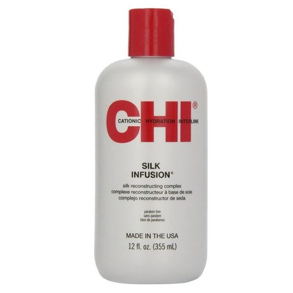 CHI Silk Infusion 355ml λάδι για μαλλιά από μετάξι