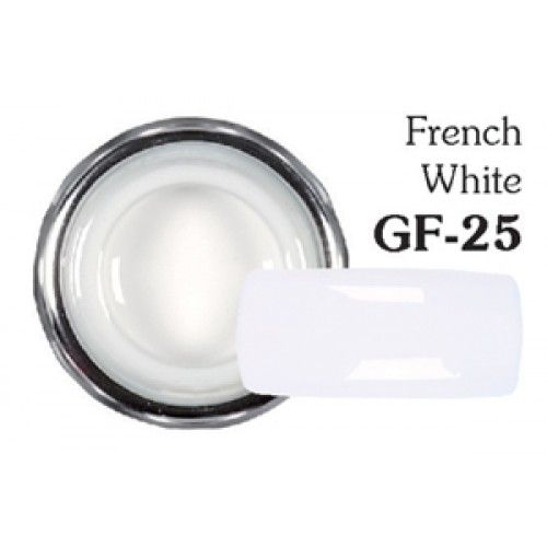 Color Gel French White GF-25 5g