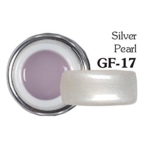 Sergio Color Gel Silver Pearl GF-17 5g
