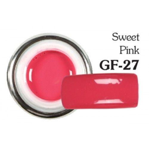 Sergio Color Gel Sweet Pink GF-27 5g