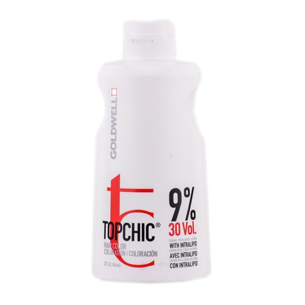Goldwell Topchic Developer Lotion 9%, 30vol 1L