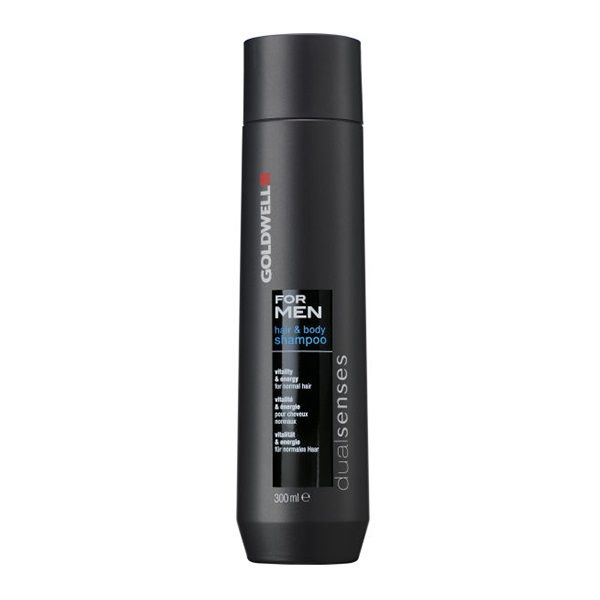 Goldwell Dual Senses For Men Hair and Body Shampoo (300ML)