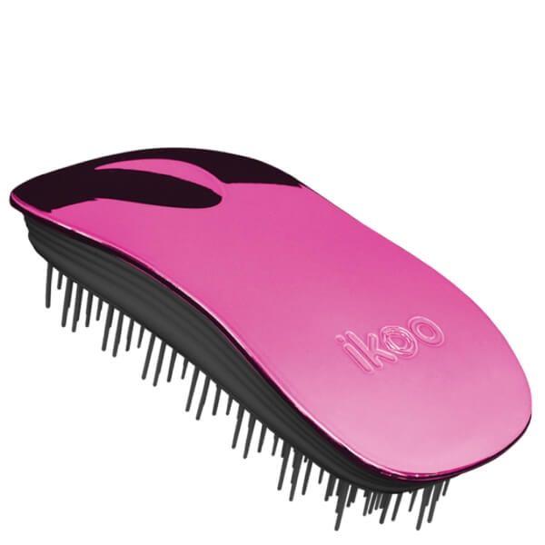 Ikoo Metallic Collection Home Black Cherry Brush