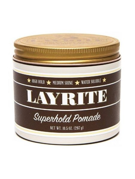 Layrite Super Hold Pomade 297gr