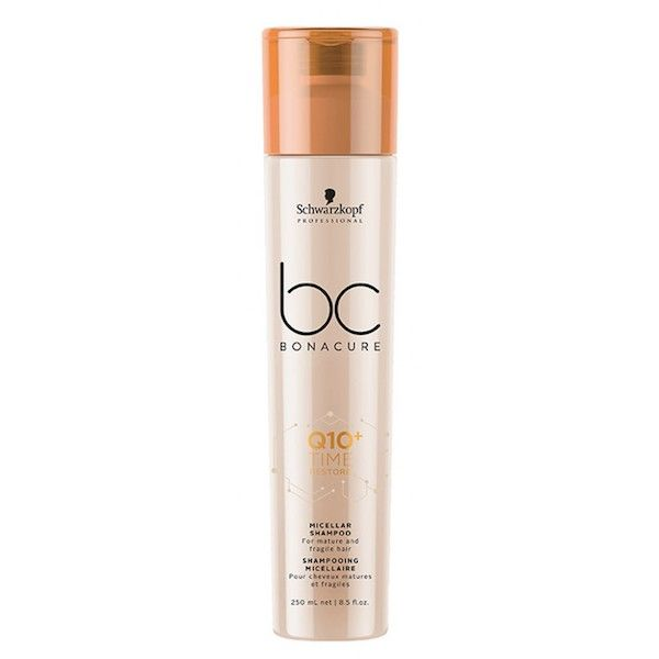 Schwarzkopf BC Q10 Time Restore Shampoo 250ml