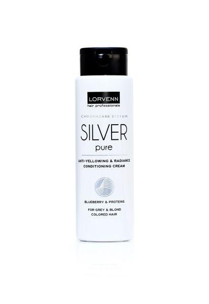 Lorvenn SILVER PURE Conditioning Cream 300ml